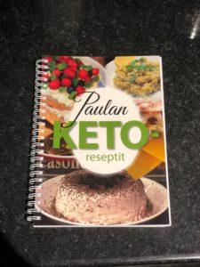 Paulan keto-reseptit